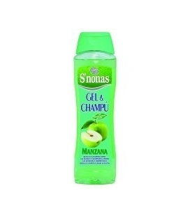 GEL CHAMPU MANZANA 750 ml