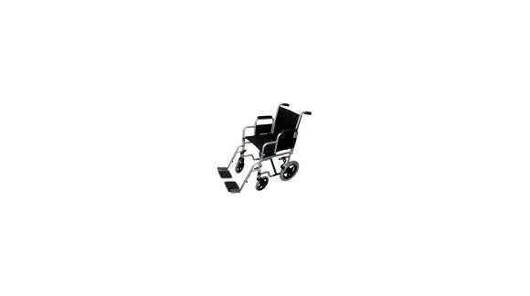 Durante este mes tenemos las sillas de ruedas plegables a 150€