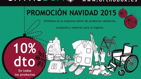 10 % descuento promoción Navidad