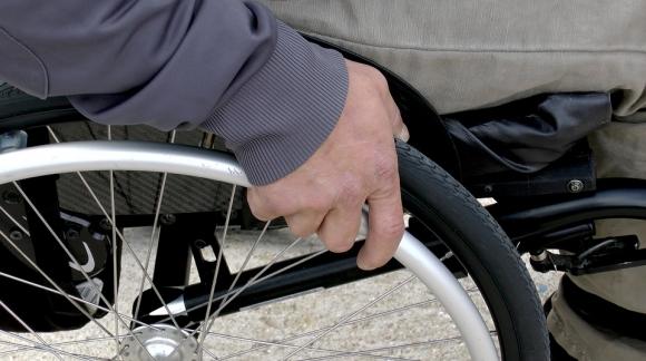 Bailar en silla de ruedas